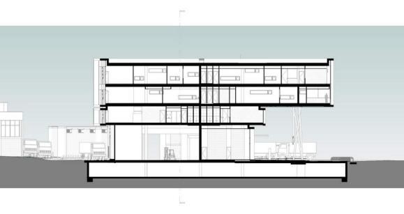 Image Courtesy © Bernard Mallat Architects