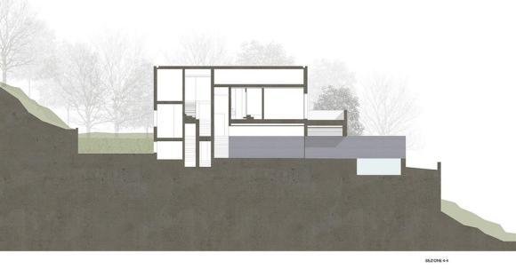 section 4, Image Courtesy © Vittorio Longheu Architect