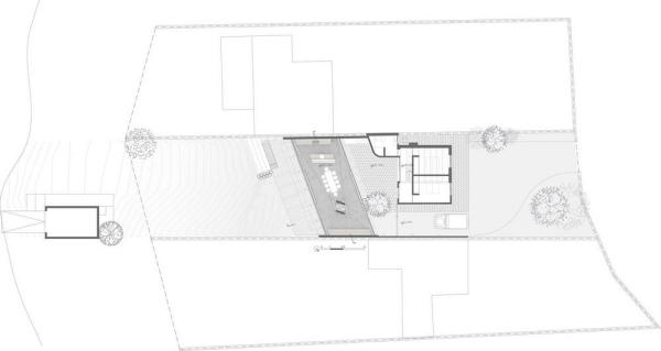 Site Plan, Image Courtesy © NE-AR