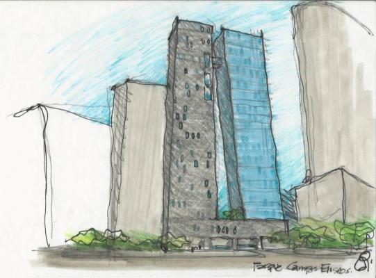 Image Courtesy © Sordo Madaleno Arquitectos