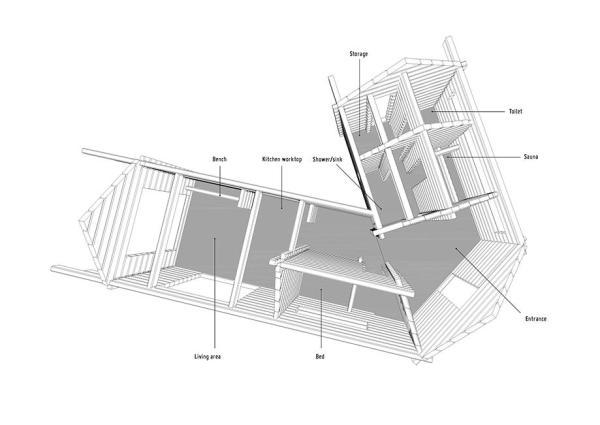 Image Courtesy © Aslak Haanshuus Arkitekter AS
