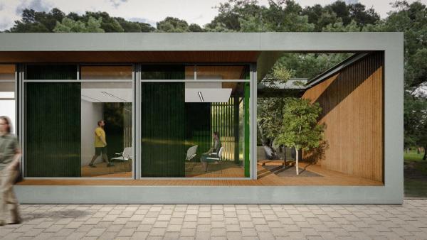 Image Courtesy © Javier Marín Architect