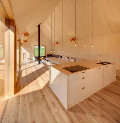 Image Courtesy © KÜHNLEIN Architektur