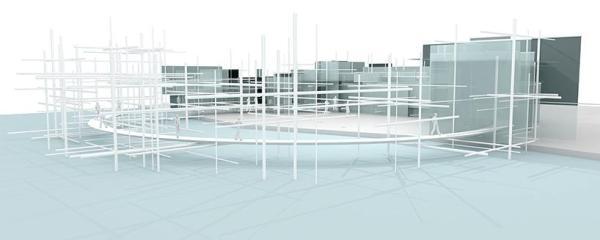 Image Courtesy © Giuseppe Vultaggio architecture