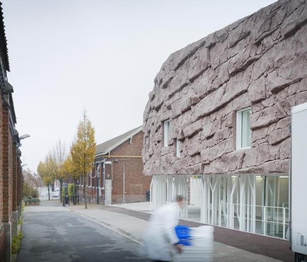 Image Courtesy © D'HOUNDT+BAJART architects&associés
