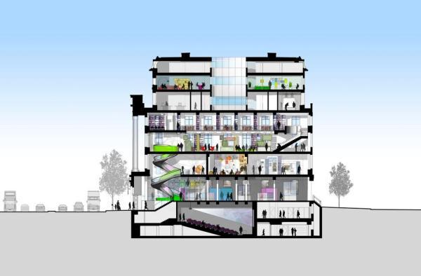 Image Courtesy © Wilkinson Eyre Architects