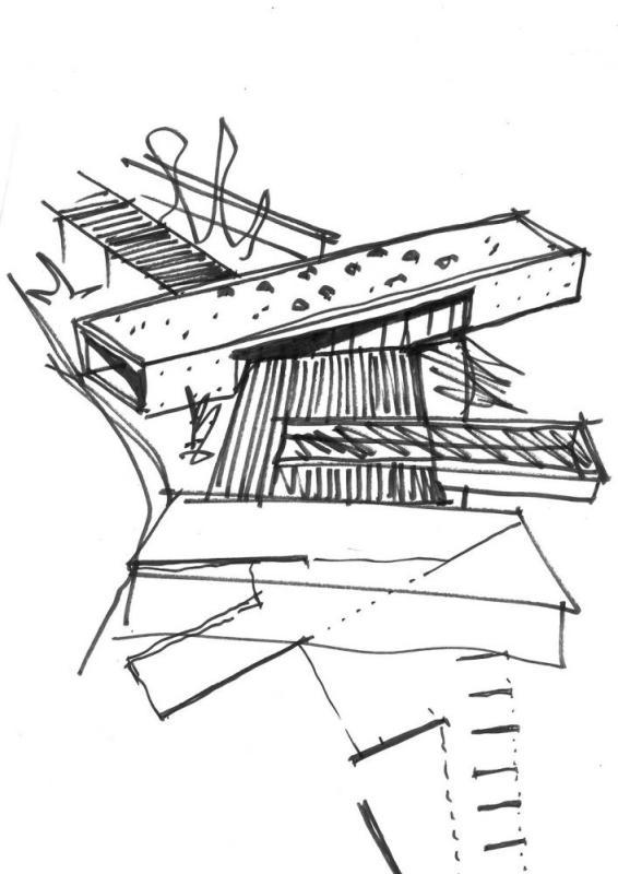 Overall view  , Image Courtesy © BCMF Arquitetos