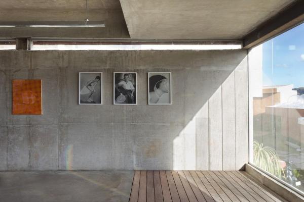 Gallery's internal view, Image Courtesy © Gabriel Castro