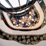 Ground Floor_Atrium_View From Bottom, Image Courtesy © Christian Beutler