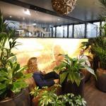 Second Floor_Meet & Create_Informal Area_Safari Lounge, Image Courtesy © Thomas Beyerlein