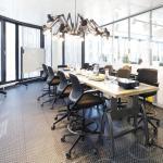 Second Floor_Meet & Create_Informal Area_Workshop, Image Courtesy © Thomas Beyerlein