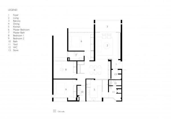 Image Courtesy © Studio Wills + Architect