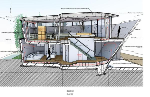 Image Courtesy © ARTechnic architects