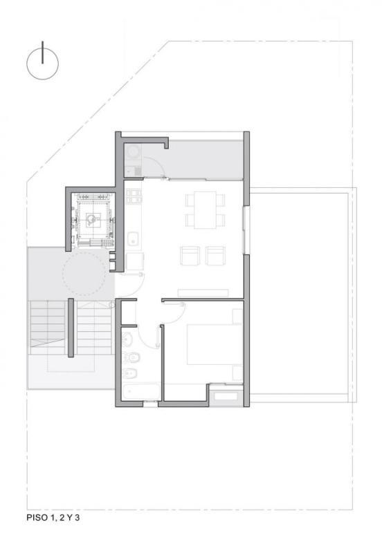 Image Courtesy © BIAGIONI/PECORARI Architects