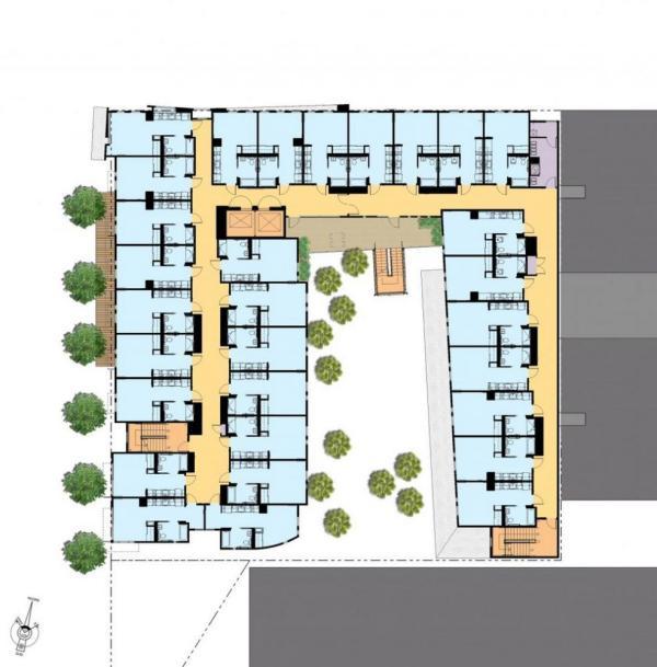 Image Courtesy © David Baker Architects