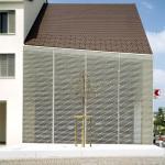 Image Bank Extension, Image Courtesy © Nissen Wentzlaff Architekten