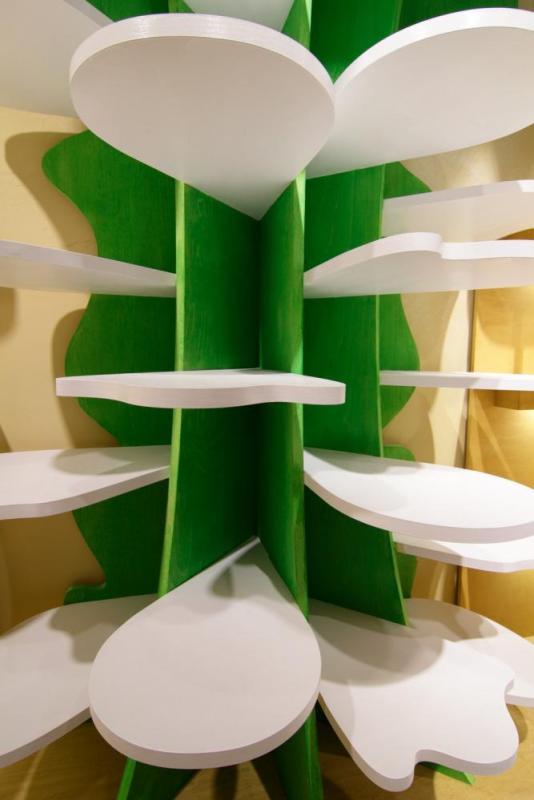 milk-tree tower C, Image Courtesy © Moriyuki Ochiai Architects