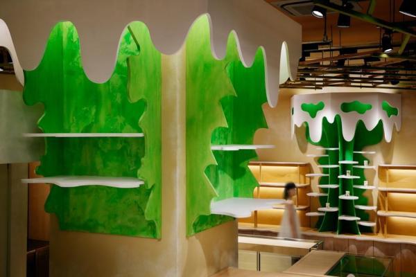 milk-tree tower A and C, Image Courtesy © Moriyuki Ochiai Architects