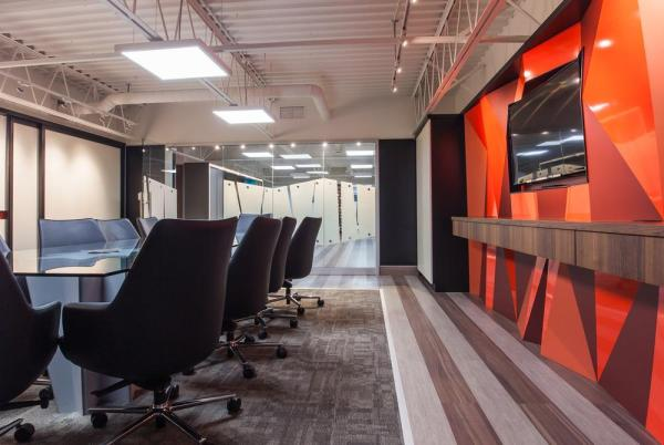 Conference Room, Image Courtesy © Az Works Productions