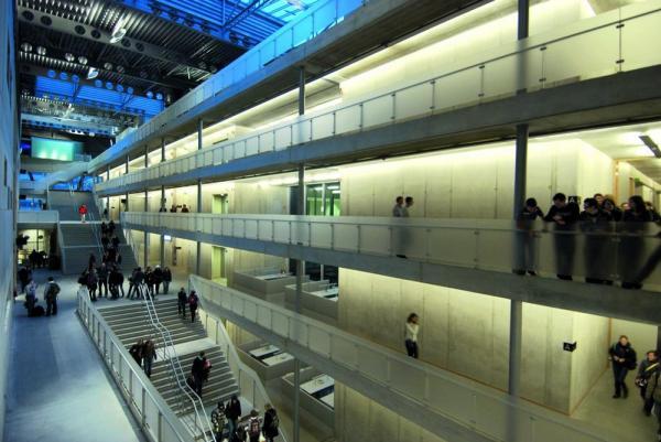 Atrium (2) , Image Courtesy © Christine Deboosere