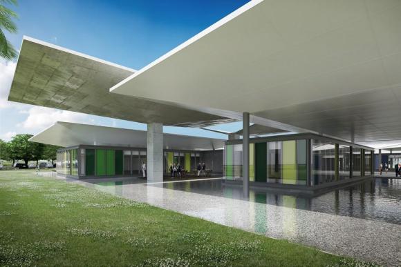 Image Courtesy © GCP Arquitetos