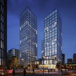 Perspective, Image Courtesy © gmp Architekten von Gerkan, Marg und Partner