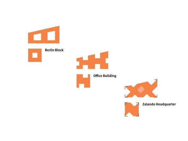 Alternative of the typical Berlin Block, Image Courtesy © HENN