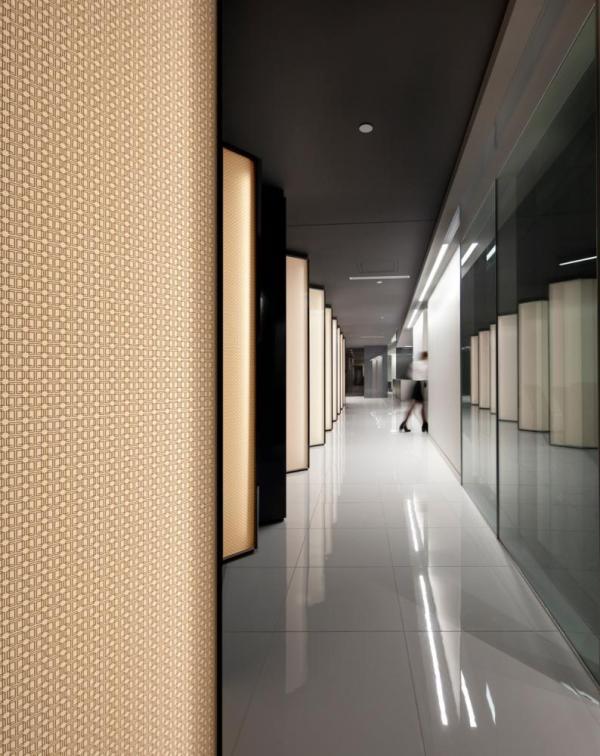 Corridor, Image Courtesy © Claude-Simon Langlois