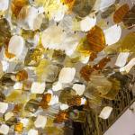 Glass sculpture detail, Image Courtesy © Gareth Gardner