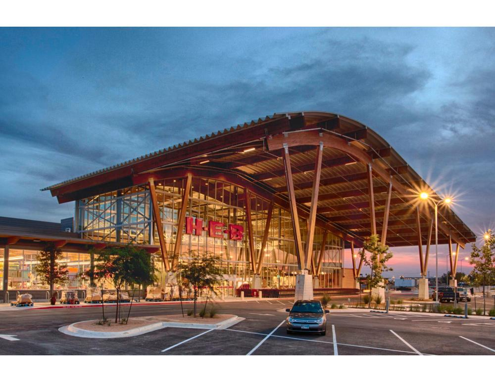 H-E-B at Mueller in Austin, Texas by Lake|Flato Architects,