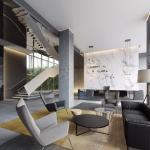Interior, Image Courtesy © Menkès Shooner Dagenais LeTourneux Architectes