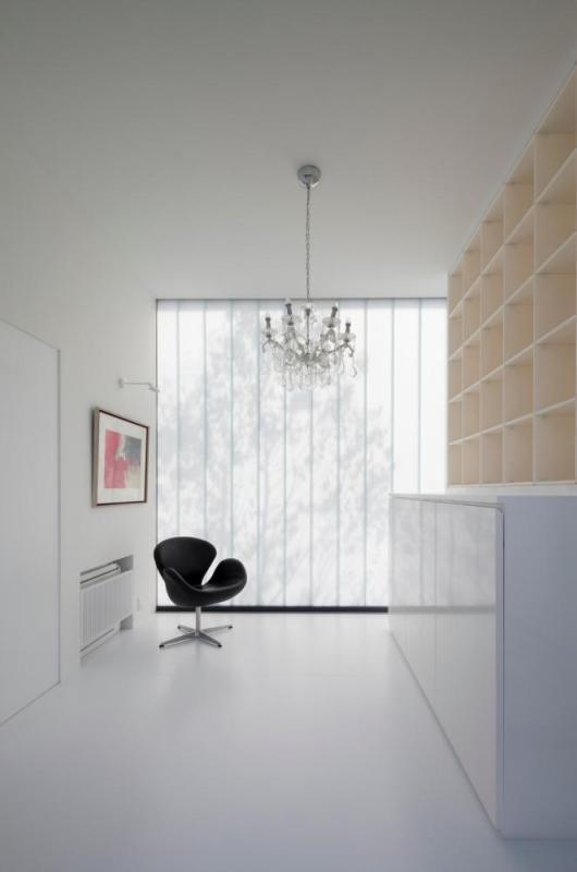 Interior view of studio, Image Courtesy © Hiroshi UEDA