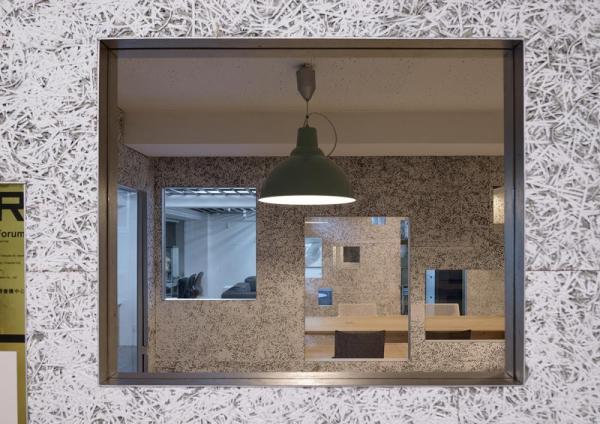 The view through the window openings, Image Courtesy © Yasutake Kondo