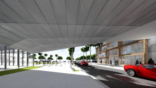 Image Courtesy © Fernandes Arquitetos Associados