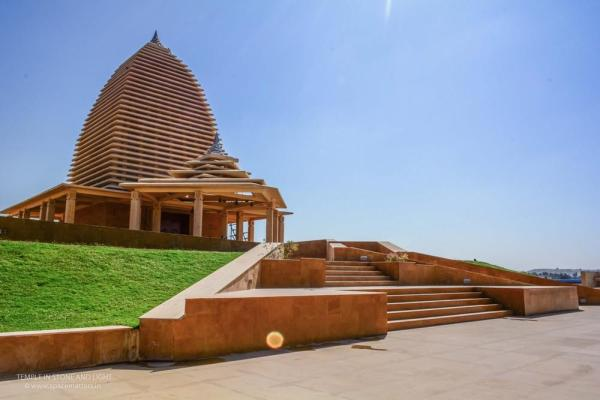 Shiv Mandir , Barmer The temple is constructed almost entirely with local stone, Image Courtesy © Akash Kumar Das