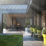 Image Courtesy © Berezanskyy architects
