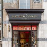 The East India Company Scottish flagship store, Edinburgh, Image Courtesy © Kate Berry