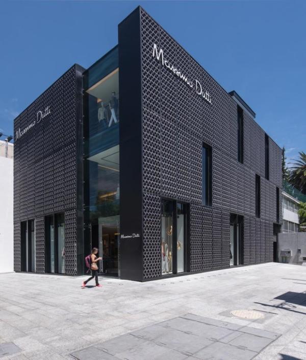 Exterior View, Image Courtesy © Sordo Madaleno Arquitectos, photo by Jaime Navarro