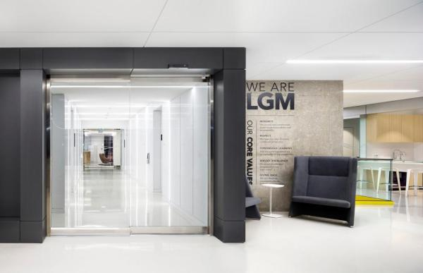 LGM's Vancouver office, Image Courtesy © Ed White