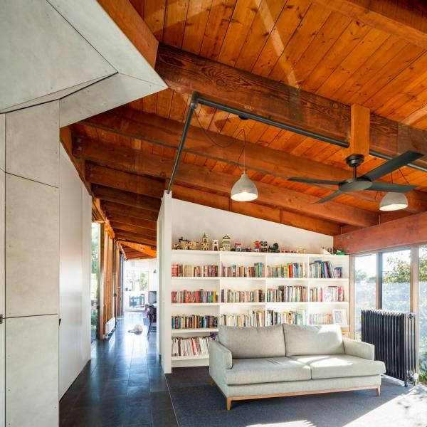 Lounge, Image Courtesy © Andrew Latreille