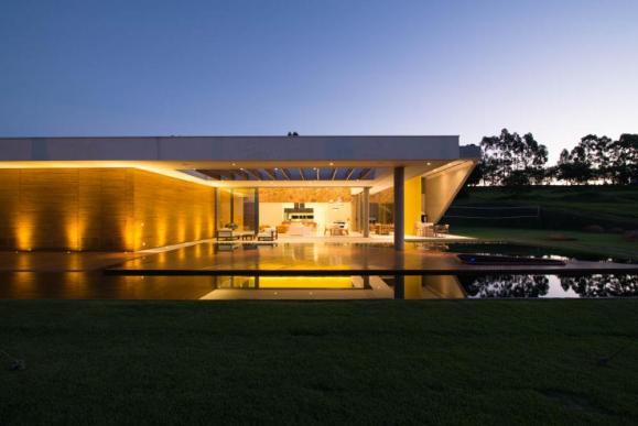 Image Courtesy © Gustavo Arbex Arquitetos