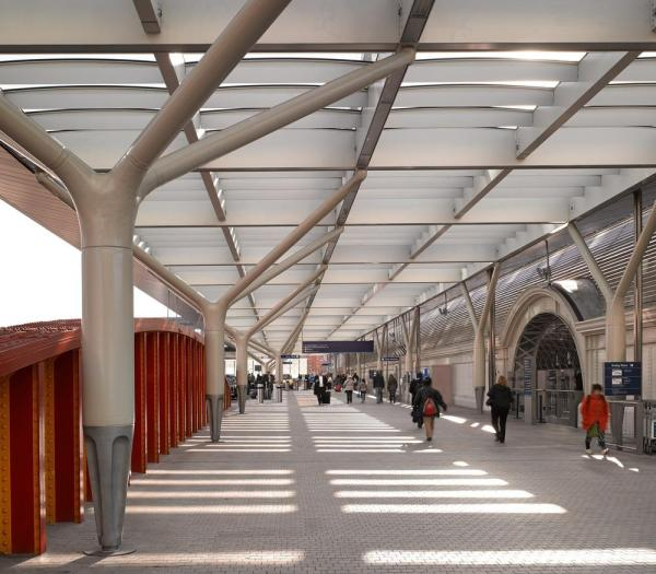 Paddington Integrated Project 1, Image Courtesy © Nick Guttridge
