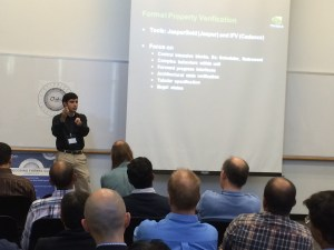Decoding Formal Club event, October 2014: Syed Suhaib, NVIDIA