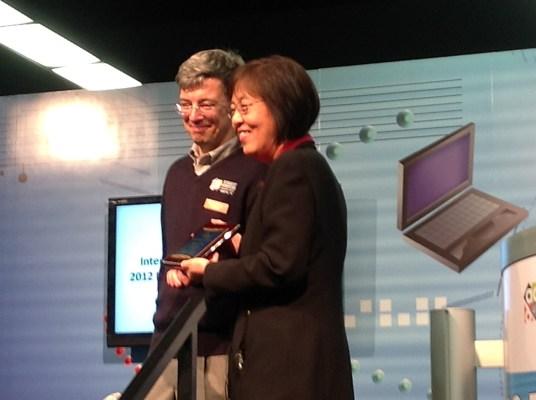 MRP Award - Belle Wei