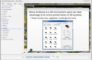 Washington College lecture screenshot