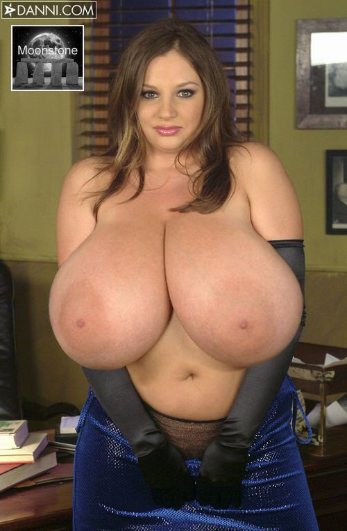 gigantic morphed tits and dicks