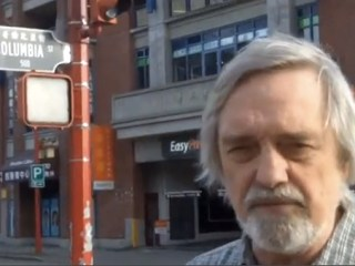 Bruce Macdonald speaks about Keefer & Columbia streets in Chinatown
