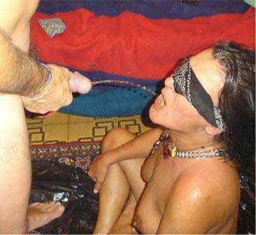 deep throat party