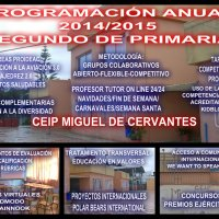 Programación Anual 2014/2015:documento curricular