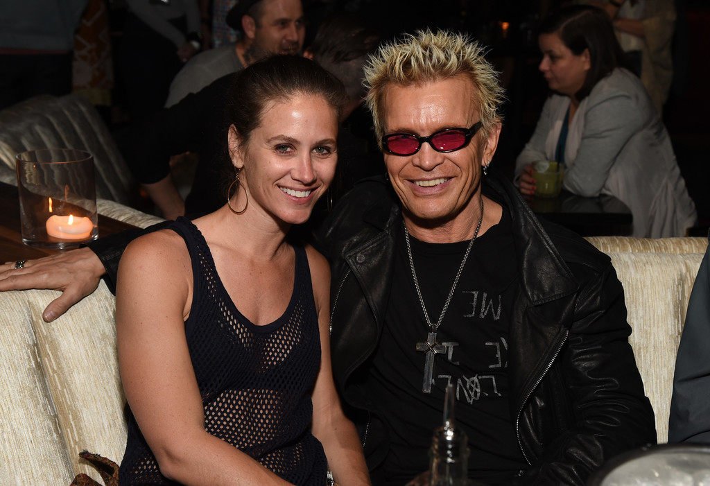 Billy Idol 2017 Pictures  Photos   Images   Zimbio Billy Idol  SHOT  The Psycho Spiritual Mantra of Rock  Premiere at the Grove
